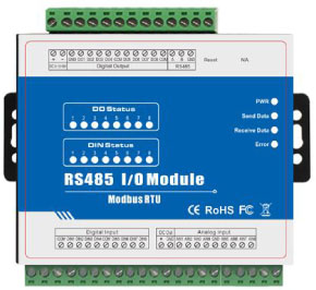 Remote IO Module