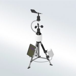 DP900-03 Portable Weather Station